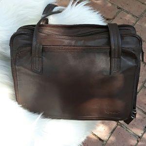 Handbags - Tiganello Brown Leather Handbag